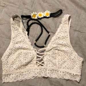 Victoria Secret Unlined Bralette
